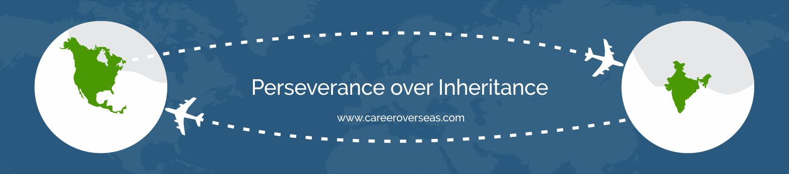 careeroverseas perseverance